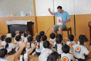 梨花幼稚園の先生4