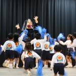 梨花幼稚園の劇発表会2