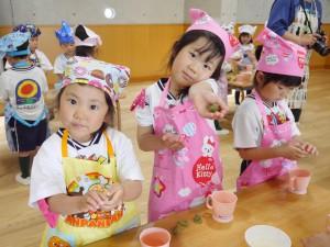 梨花幼稚園の食育2