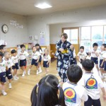 梨花幼稚園の先生