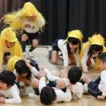 梨花幼稚園の劇発表会1