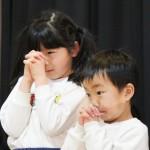 梨花幼稚園の園児