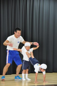 梨花幼稚園の先生3
